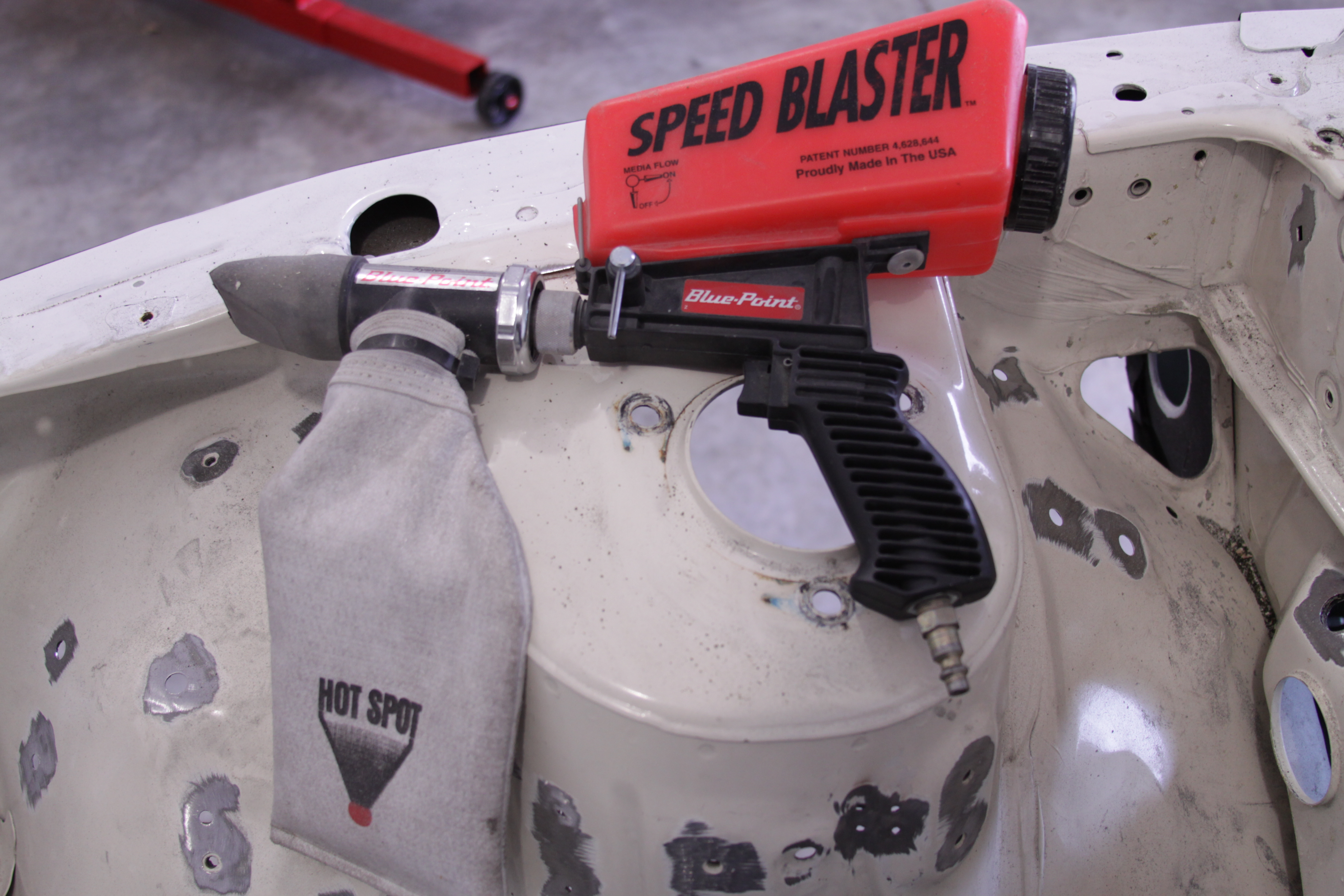 Speed Blaster | Broadfield's Blog