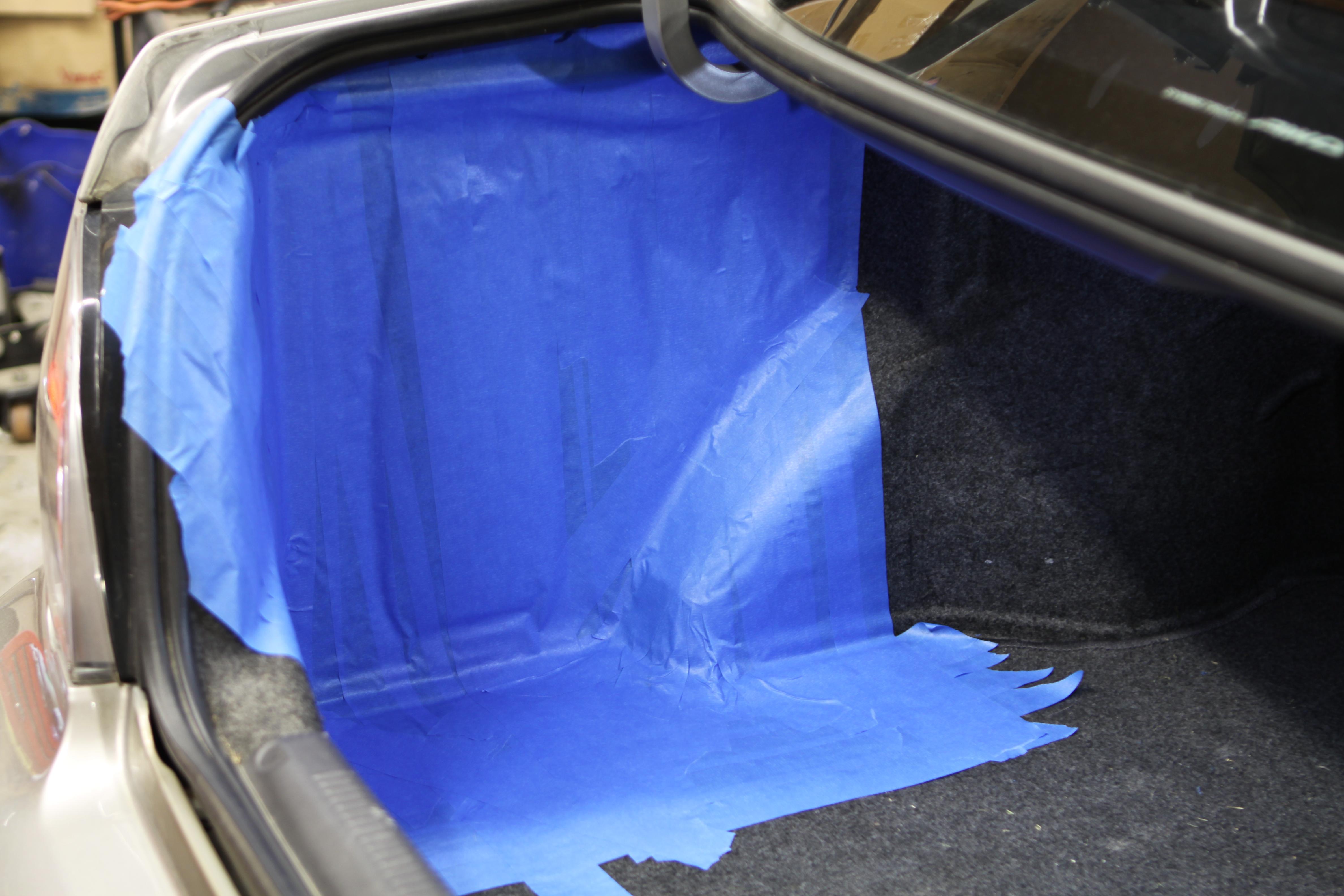 Customer S Fiberglass 10 Sub Enclosure For Subaru Sti